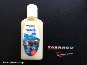 Nano Cream Tarrago Balsam do skór 125ml.